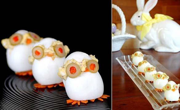Εντυπωσιακές δημιουργίες με βραστά αβγά (4)