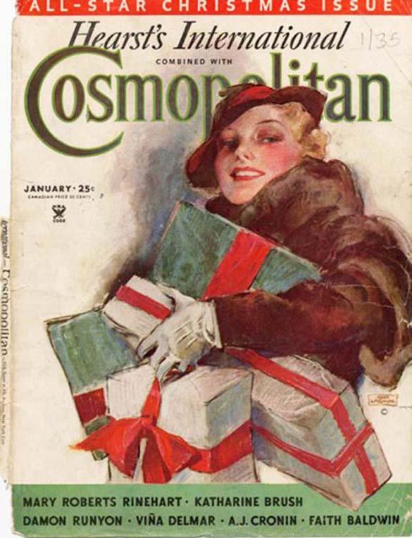 Η εξέλιξη του Cosmopolitan από το 1896 μέχρι σήμερα (4)