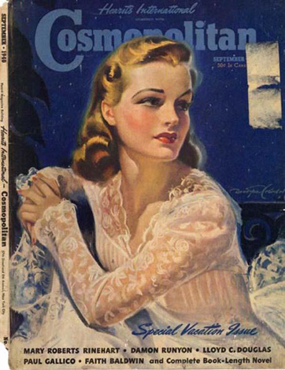Η εξέλιξη του Cosmopolitan από το 1896 μέχρι σήμερα (8)