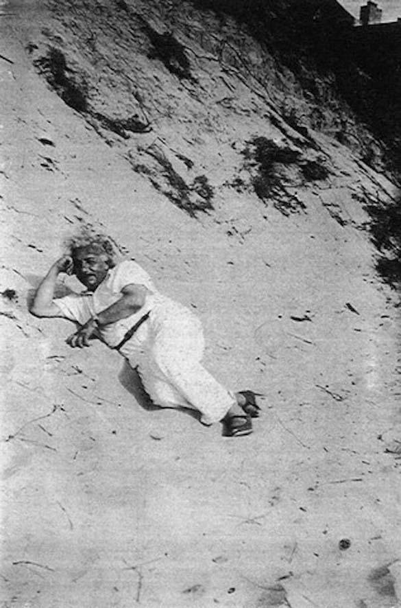 Φωτογραφίες του Albert Einstein όπως δεν τον έχουμε συνηθίσει (3)