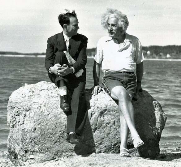 Φωτογραφίες του Albert Einstein όπως δεν τον έχουμε συνηθίσει (9)