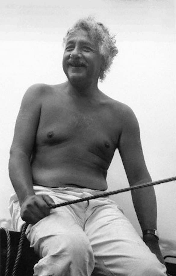 Φωτογραφίες του Albert Einstein όπως δεν τον έχουμε συνηθίσει (11)