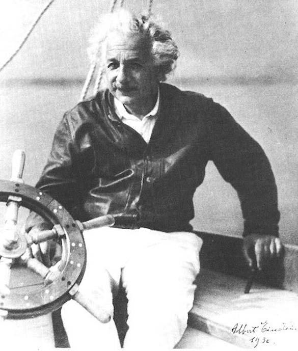 Φωτογραφίες του Albert Einstein όπως δεν τον έχουμε συνηθίσει (16)