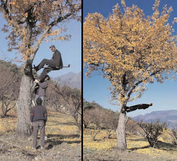 Φωτογραφίες που αψηφούν τη βαρύτητα (1)