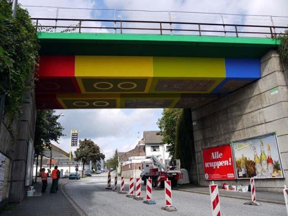 Γέφυρα... Lego (2)