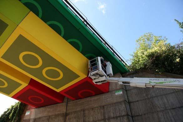 Γέφυρα... Lego (3)