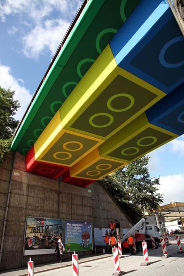 Γέφυρα... Lego (4)
