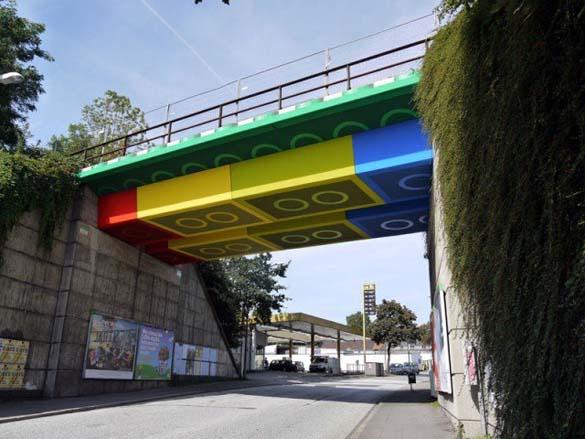 Γέφυρα... Lego (5)
