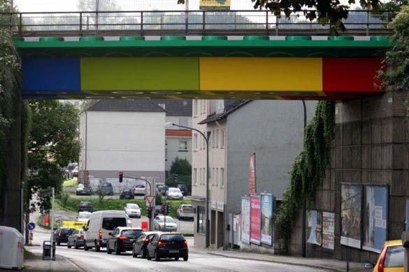 Γέφυρα... Lego (6)