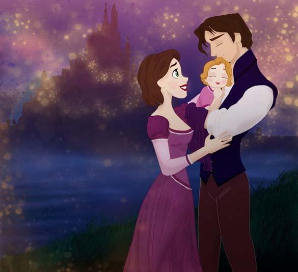 Τι κάνουν σήμερα 12 γνωστά ζευγάρια της Disney (6)