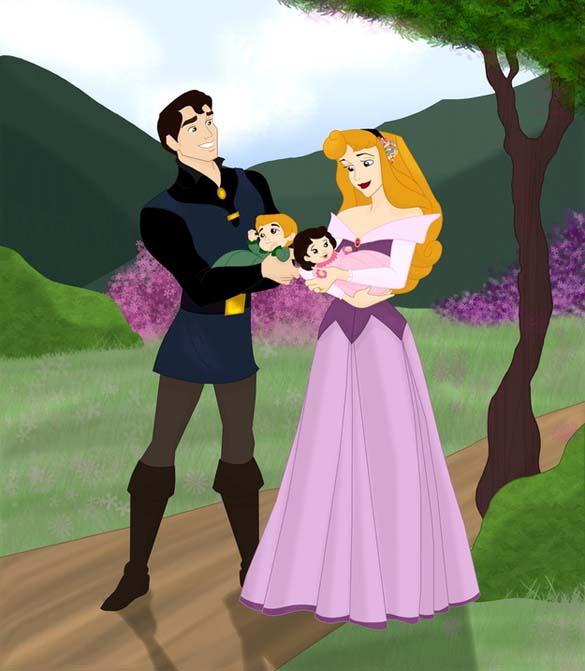 Τι κάνουν σήμερα 12 γνωστά ζευγάρια της Disney (11)