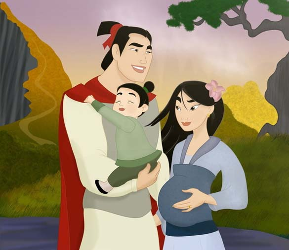 Τι κάνουν σήμερα 12 γνωστά ζευγάρια της Disney (12)