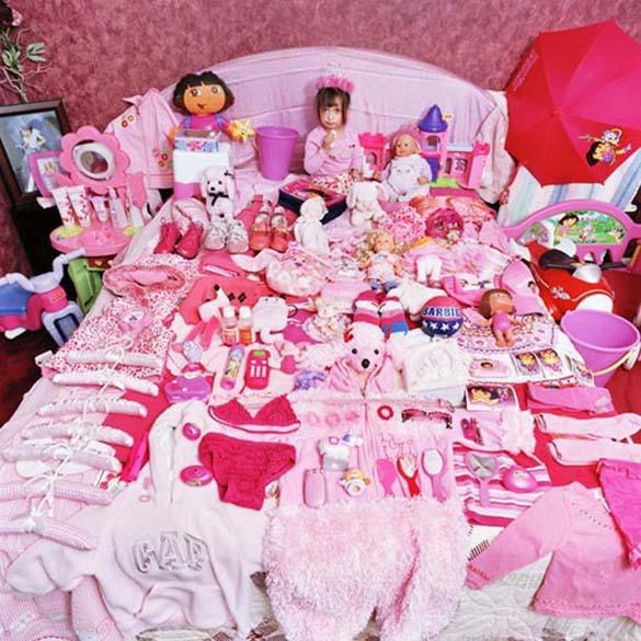 Κακομαθημένα παιδιά... σε ροζ και μπλε αποχρώσεις (1)