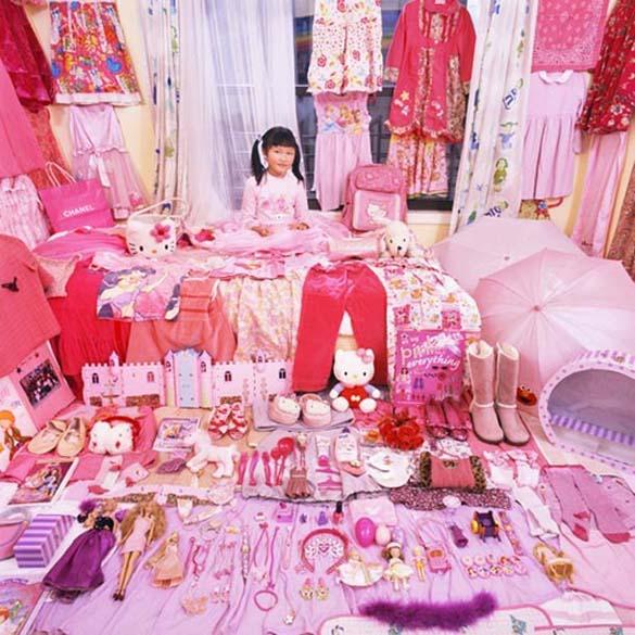 Κακομαθημένα παιδιά... σε ροζ και μπλε αποχρώσεις (2)