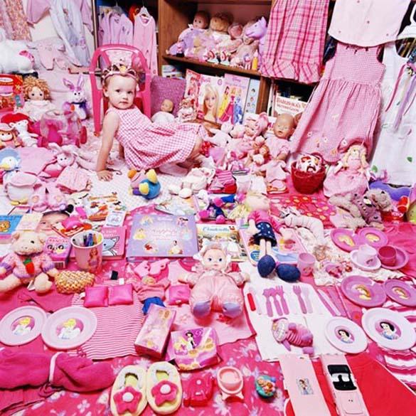 Κακομαθημένα παιδιά... σε ροζ και μπλε αποχρώσεις (6)
