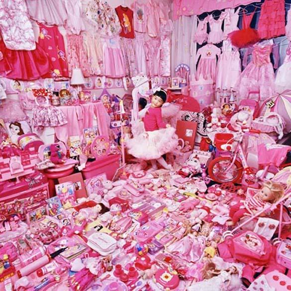 Κακομαθημένα παιδιά... σε ροζ και μπλε αποχρώσεις (9)