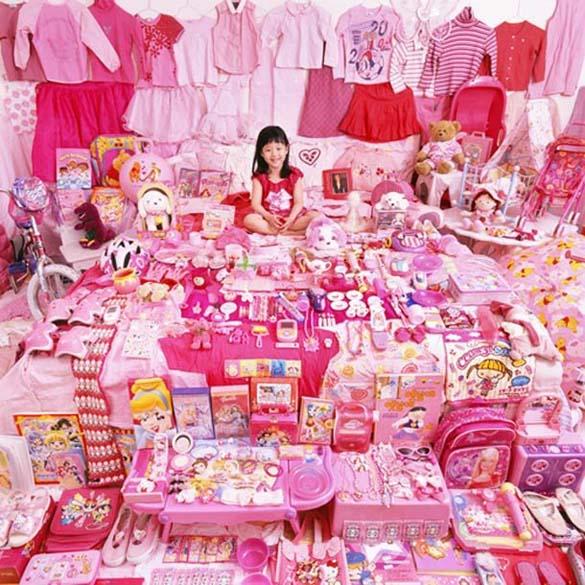Κακομαθημένα παιδιά... σε ροζ και μπλε αποχρώσεις (12)