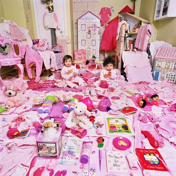 Κακομαθημένα παιδιά... σε ροζ και μπλε αποχρώσεις (18)