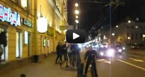 Κάτι δεν πάει καλά στους δρόμους της Ρωσίας...