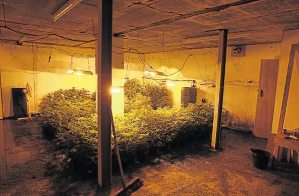 Η αστυνομία ανακάλυψε ένα κρυφό υπόγειο... (2)
