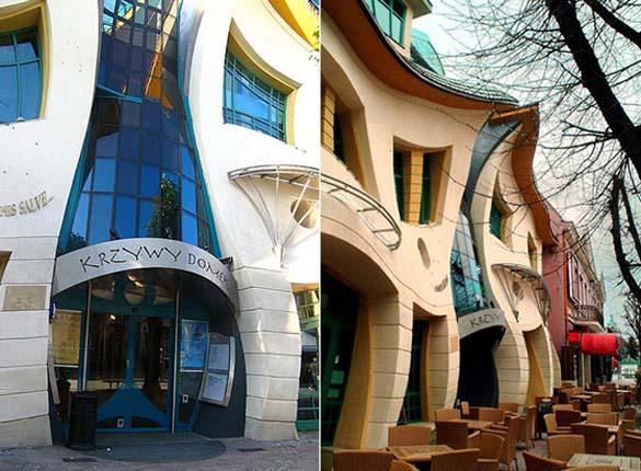 Krzywy Domek: Ένα από τα πιο παράξενα κτήρια στον κόσμο (7)
