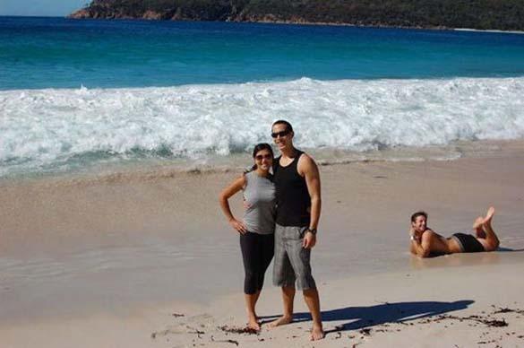 Ξεκαρδιστικές στιγμές στην παραλία (2)