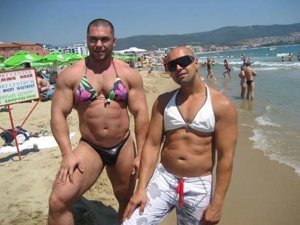 Ξεκαρδιστικές στιγμές στην παραλία (6)