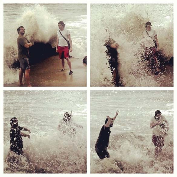Ξεκαρδιστικές στιγμές στην παραλία (8)