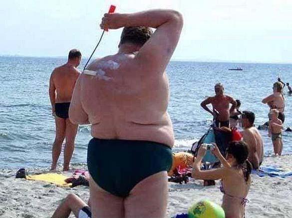 Ξεκαρδιστικές στιγμές στην παραλία (11)