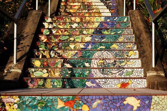 Μια ξεχωριστή σκάλα στο San Francisco (5)
