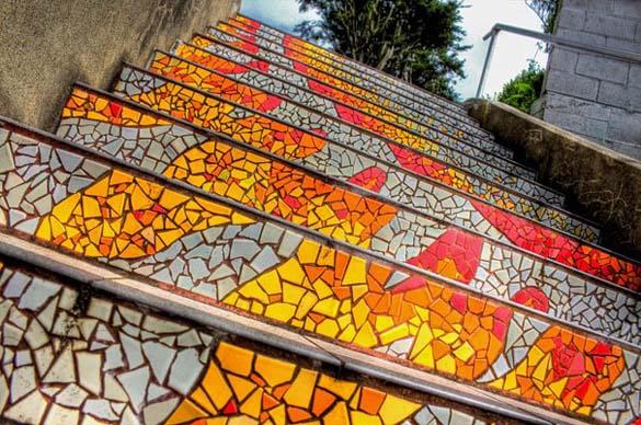 Μια ξεχωριστή σκάλα στο San Francisco (10)