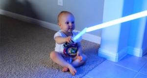 Μωρό Jedi (Video)