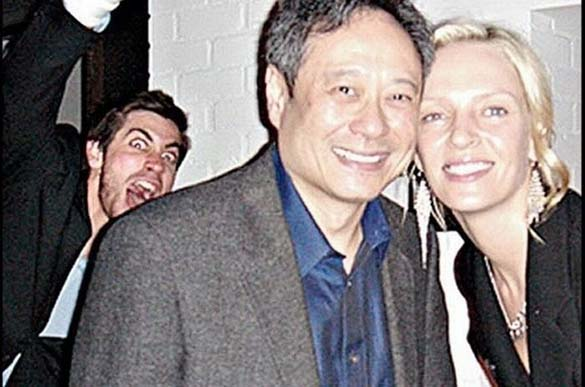 Όταν οι διάσημοι κάνουν... Photobombing (3)