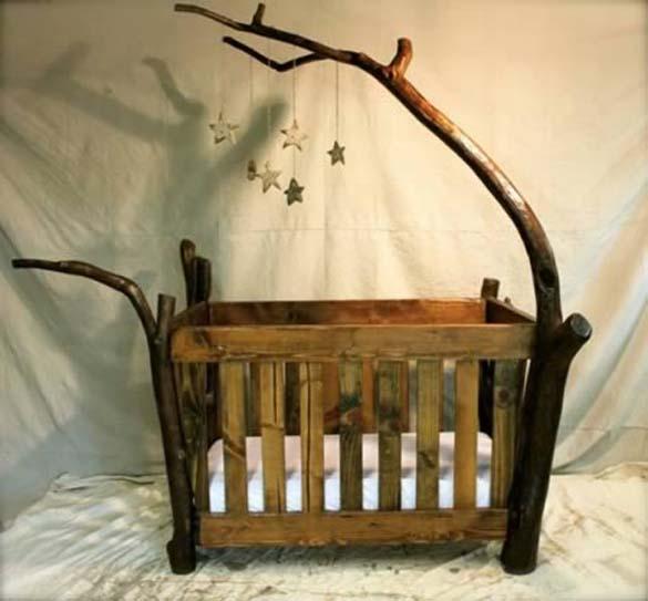 Παράξενες και εντυπωσιακές κούνιες για μωρά (2)