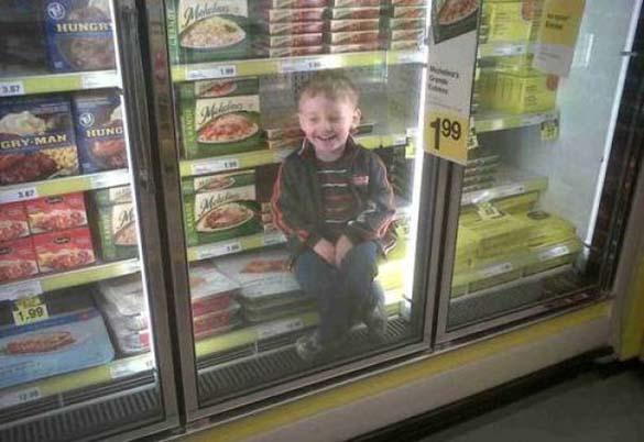 Παράξενες στιγμές στο Supermarket (3)