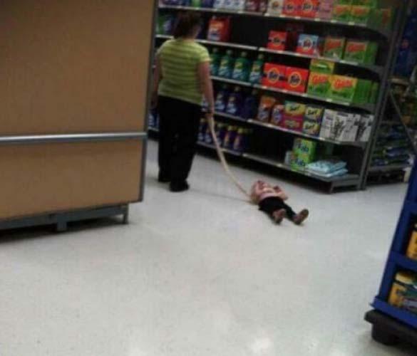Παράξενες στιγμές στο Supermarket (5)