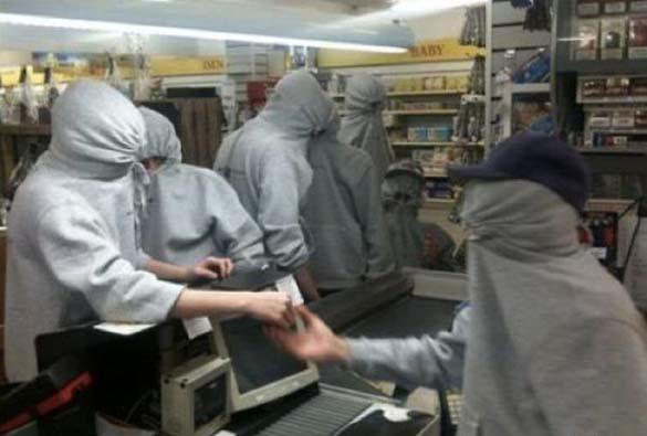 Παράξενες στιγμές στο Supermarket (10)