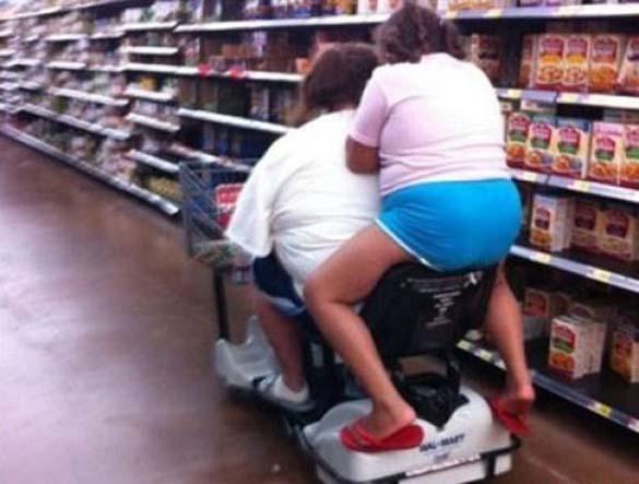 Παράξενες στιγμές στο Supermarket (16)