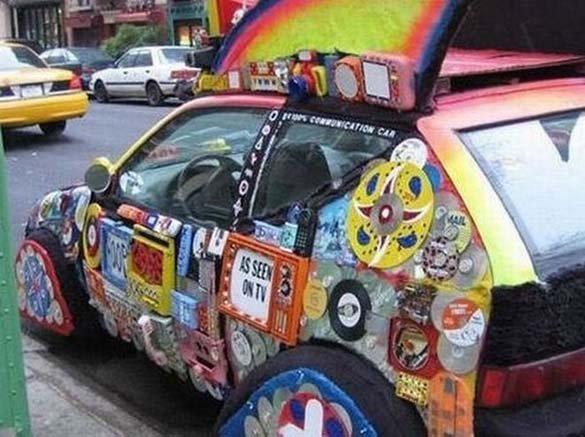 Περίεργα Αυτοκίνητα (14)