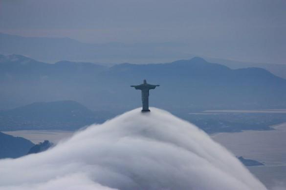 Μοναδική λήψη πάνω από το Ρίο   Φωτογραφία της ημέρας