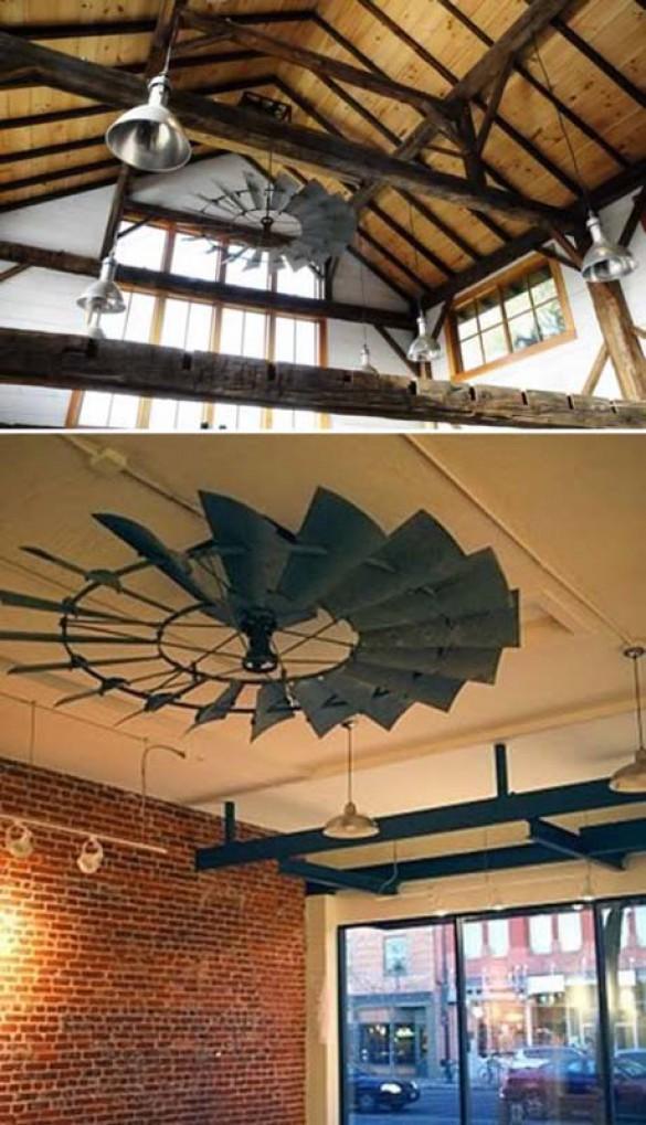 10 απίστευτα πρωτότυποι ανεμιστήρες οροφής (9)