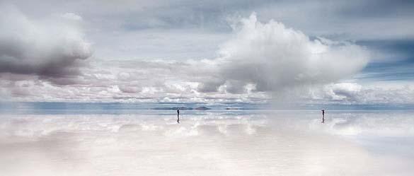 Salar de Uyuni: Ένας από τους μεγαλύτερους καθρέπτες της Γης (1)