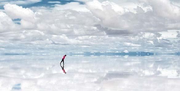 Salar de Uyuni: Ένας από τους μεγαλύτερους καθρέπτες της Γης (2)