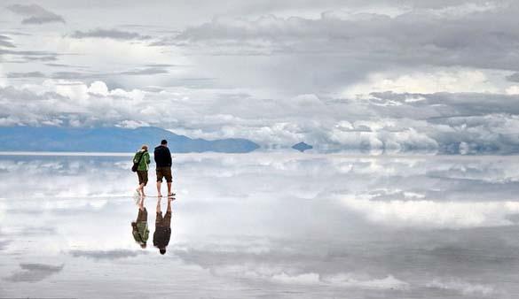 Salar de Uyuni: Ένας από τους μεγαλύτερους καθρέπτες της Γης (3)