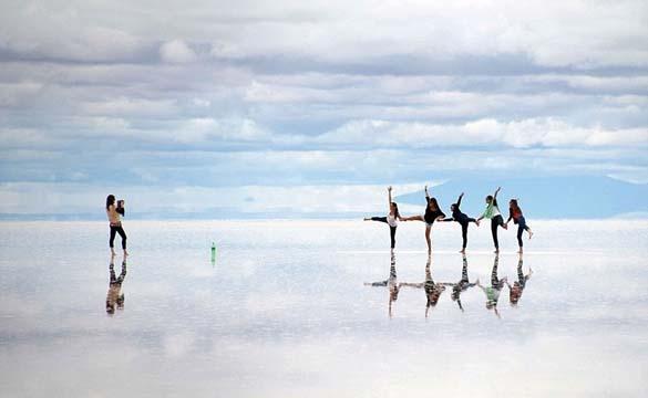 Salar de Uyuni: Ένας από τους μεγαλύτερους καθρέπτες της Γης (5)
