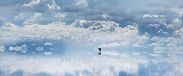 Salar de Uyuni: Ένας από τους μεγαλύτερους καθρέπτες της Γης (6)