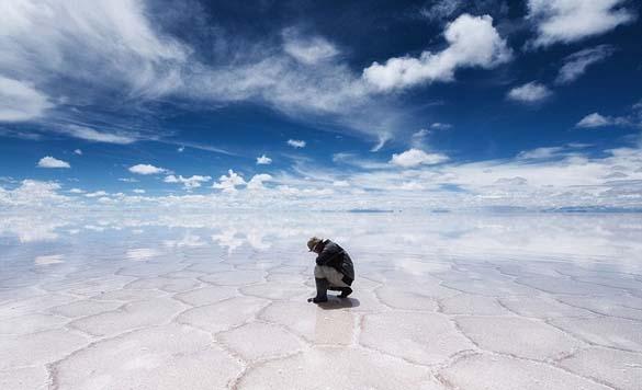 Salar de Uyuni: Ένας από τους μεγαλύτερους καθρέπτες της Γης (7)