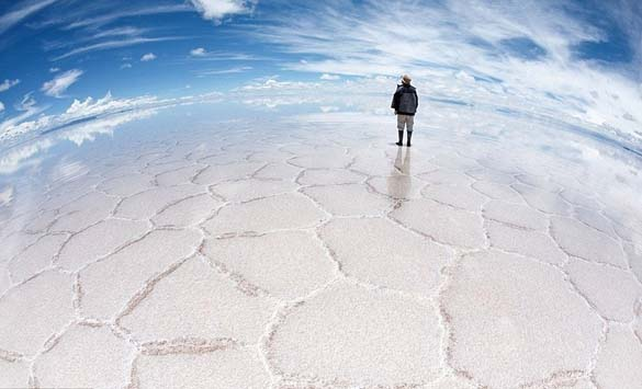 Salar de Uyuni: Ένας από τους μεγαλύτερους καθρέπτες της Γης (9)