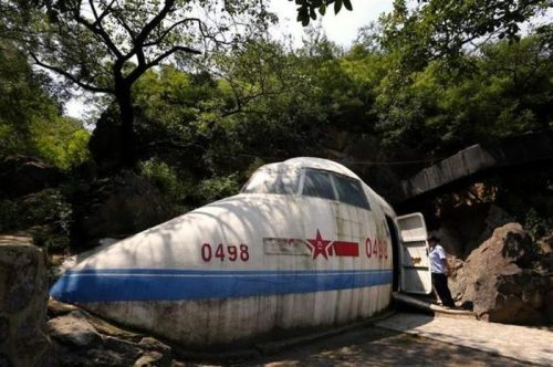 Στρατιωτικό εστιατόριο στην Κίνα (2)