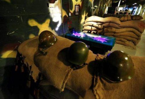 Στρατιωτικό εστιατόριο στην Κίνα (5)